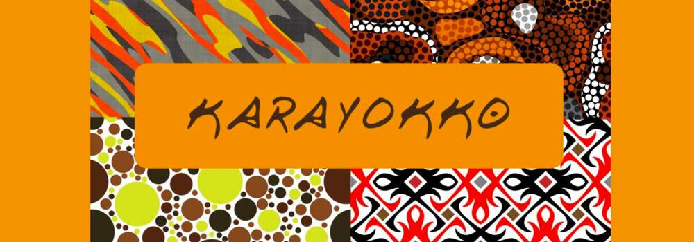 Karayokko-slyde